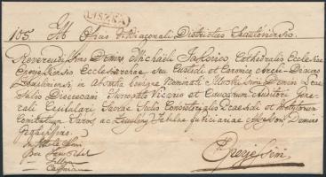 ca 1830 Ex offo LISZKA - Eperiessini