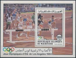 1984 Nyári Olimpiai, Los Angeles (II.) blokk Mi 58