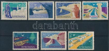 Fekete-tenger menti települések sor, Settlements along the Black Sea set