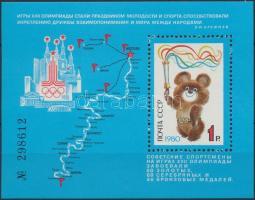 Nyári olimpia blokk, Summer Olympics block