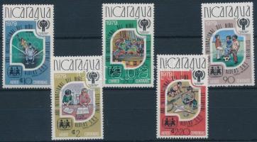 1980 Olimpia sor Mi 2080-2084 b