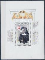 Zdenka Schelingová beatification block, Zdenka Schelingová boldoggá avatása blokk