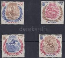 1972 Nyári olimpia sor Mi 1045-1048