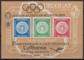 Olympics, Lufthansa block, Olimpia, Lufthansa blokk