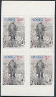 2002 Mesefigurák öntapadós bélyegfüzetlap Mi 1433 Dl-Dr