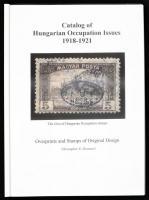 Brainard: Magyar megszállási és helyi kiadások speciál katalógusa 1918-1921 (angol nyelven, tartalmazza a helyi és magánkiadásokat, különlegességeket) / Catalog of Hungarian Occupation Issues 1918-1921