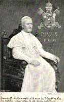 Pius X., X. Piusz pápa