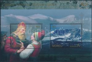 2008 NORDEN: Északi mítoszok blokk Mi 35