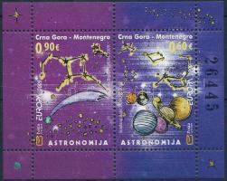 2009 Europa CEPT: Csillagászat blokk Mi 8