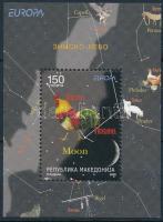 2009 Europa CEPT: Csillagászat blokk Mi 19