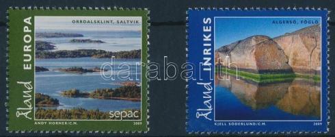 Landscapes set, Tájak sor