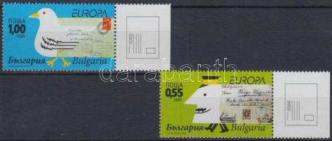 Europa CEPT Letter margin set, Europa CEPT: Levél ívszéli sor