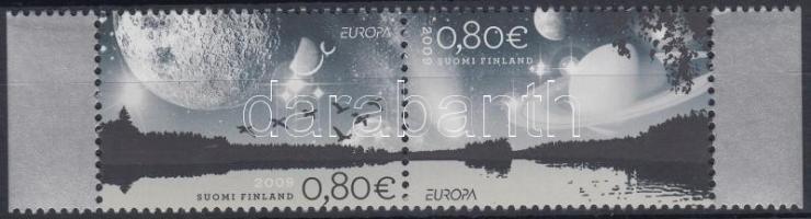 2009 Europa CEPT: Csillagászat ívszéli pár Mi 1968-1969