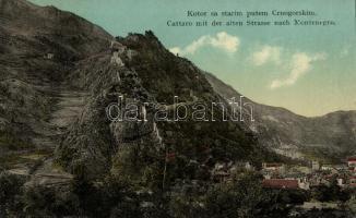 Kotor, Cattaro; (wet damage)
