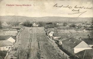 Vámosmikola, út, Turcsányi Kálmán kiadása