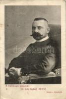 Dezső Baltazás, bishop, Dr. Baltazár Dezső; Kálvineum szónokai I.