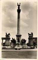 Budapest XIV. Milleniumi emlék, Hősök köve