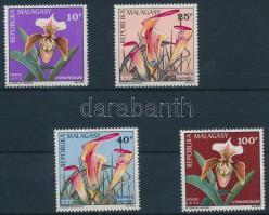 1973 Virág sor Mi 691-694