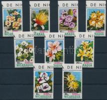 1974 Virágok ívszéli sor Mi 1778-1786