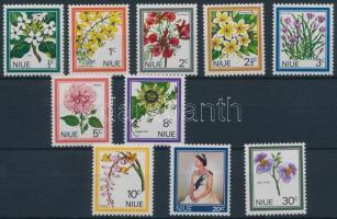 1969 Virág sor Mi 99-108