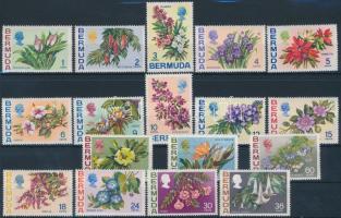 1970 Forgalmi sor Mi 244-260
