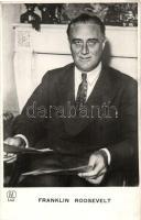 Franklin D. Roosevelt, president of the USA, Franklin D. Roosevelt, az Egyesült Államok elnöke