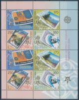 2005 50 éves az Europa CEPT bélyeg kisív Mi 370-373