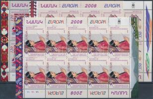 Europa CEPT: letter writing minisheet set Europa CEPT: Levélírás kisív sor