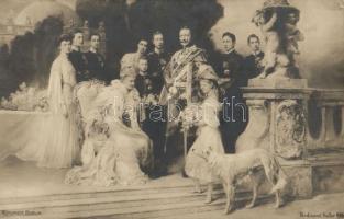 Wilhelm II. and the Royal family, II. Vilmos és a királyi család