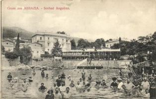 Abbazia, Seebad Angolina