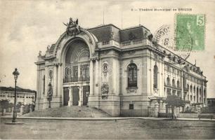 Saigon, Municipal Theatre