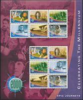 Millennium (VI) minisheet, Ezredvég (VI) kisív