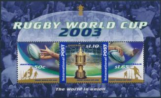 2003 Rugby VB blokk Mi 51