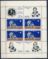 Space research: Apollo 14 block, Űrkutatás: Apollo 14 blokk