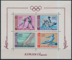 1965 Nyári olimpia, Tokió blokk Mi 2 A
