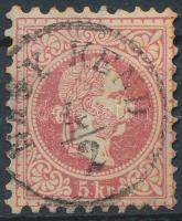 1867 5kr NAGY KEND (Gudlin 400 pont)