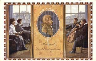 Mozart lässt Euch grüssen!, Wolfgang Amadeus Mozart