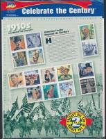 1998 20. század blokk Mi 41 eredeti bontatlan csomagolásban