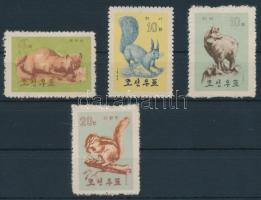 4 klf Állat bélyeg, 4 animal stamps