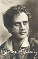 Beregi Oszkár; Hungarian actor, Beregi Oszkár; Mátrai, Budapest