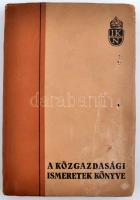 Dr. Horn József: A közgazdasági ismeretek könyve. Győr, 1935. Győr, Moson és Pozsony k.e.e. vármegyék közönsége, (Egyetemi Nyomda), 314 l. Nedvességtől hullámos, enyhén sérült kiadói papírborítóban. A szerző dedikációjával. Dr. Huszka János miniszteri osztálytanácsos Úrnak őszinte tisztelettel és szeretettel: 1935. december 18. Dr. Horn József