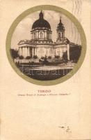 Torino, Turin; Chiesa Reale di Superga e Monumento Umberto I / church, monument