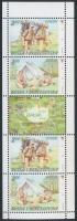 Scout stamp-booklet, Cserkész bélyegfüzet