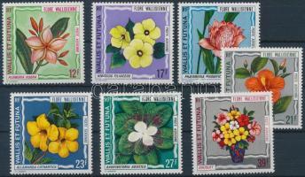 1973 Virág sor Mi 247-253