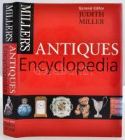 Judith Miller: Millers Antiques Encyclopedia. London, 1998, Reed Consumer Books Limited. 560 p. Kiadói keménykötésben.