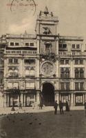 Venice, Venezia; Torre dell' Orologio / clock tower