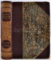 Heinrich Gusztáv: Egyetemes irodalomtörténet I. Bp., 1903, Franklin. 742 p. Kiadói aranyozott félbőrkötésben. Több helyütt kisebb kopás, sérülés nyoma.