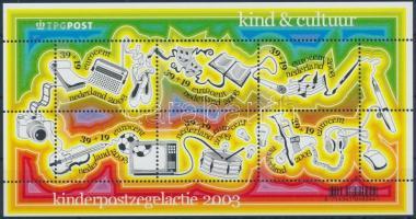 2003 Gyermek blokk Mi 79