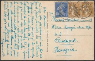 Képeslap Budapestre, Postcard to Budapest