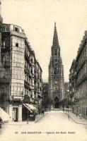 San Sebastian, Yglesia del Buen Pastor / church